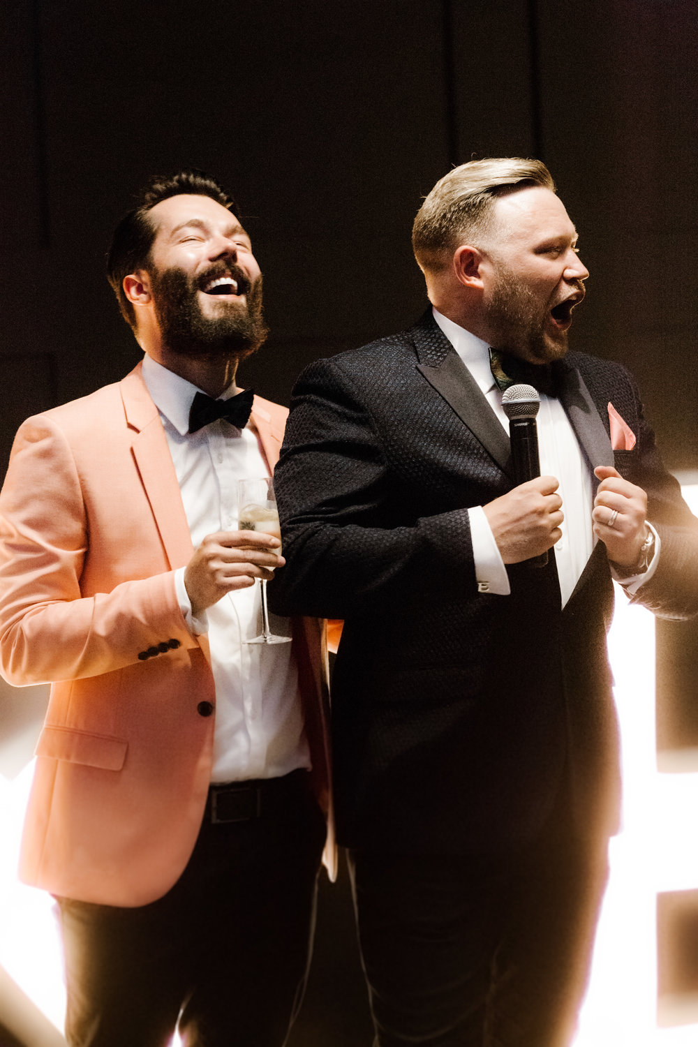 Adam+Eddie - Melbourne Same-Sex Engagement - Alto Event Space - Photographer: Dave Lepage