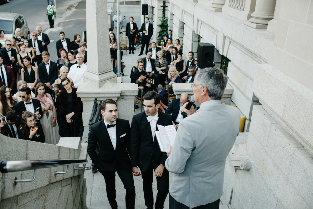 Real Wedding:  Johannes & Francios
