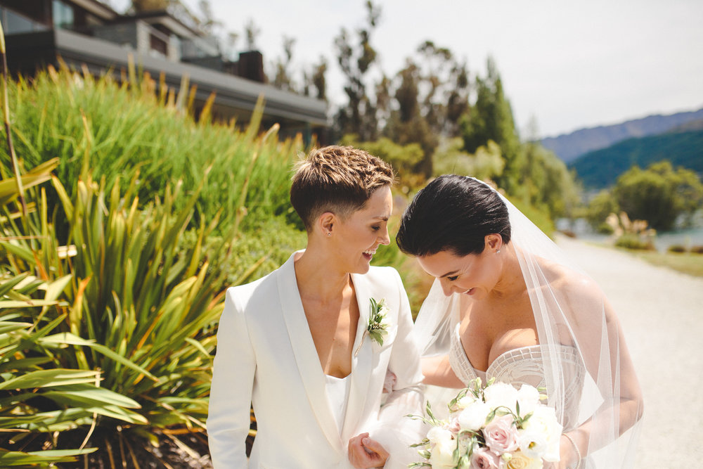 Image; Real Wedding  Danielle & Renae