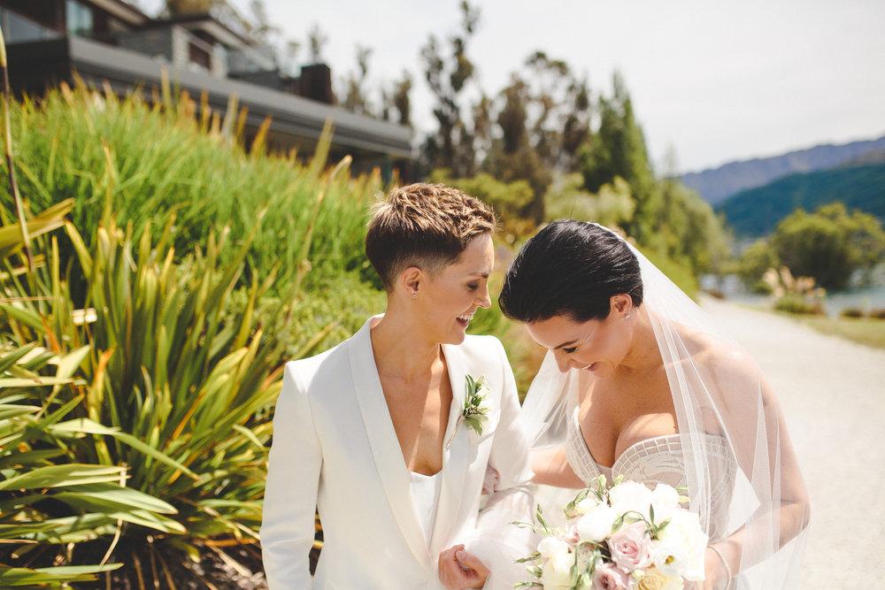 Image; Real Wedding  Danielle & Renae