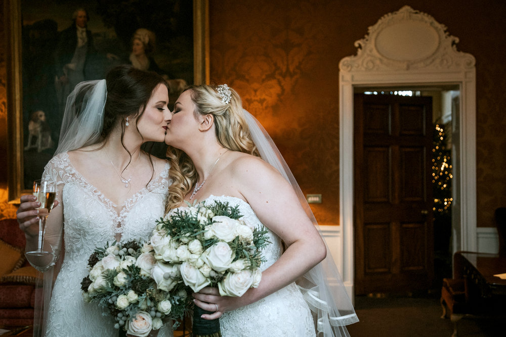 Real Wedding:  Katie & Michaela