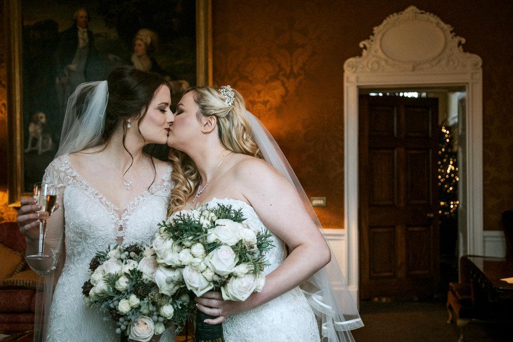 Real Wedding:  Katie & Michaela