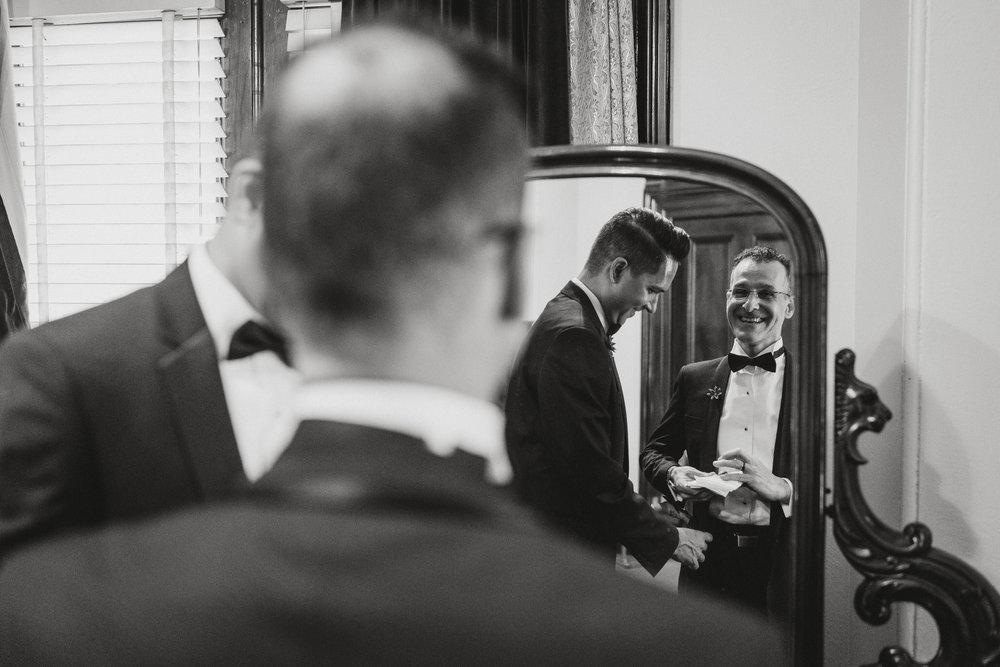 Same-sex wedding Melbourne - Mr Theodore - Corey Wright.2