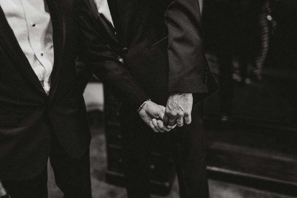 Same-sex wedding Melbourne - Mr Theodore - Corey Wright.3