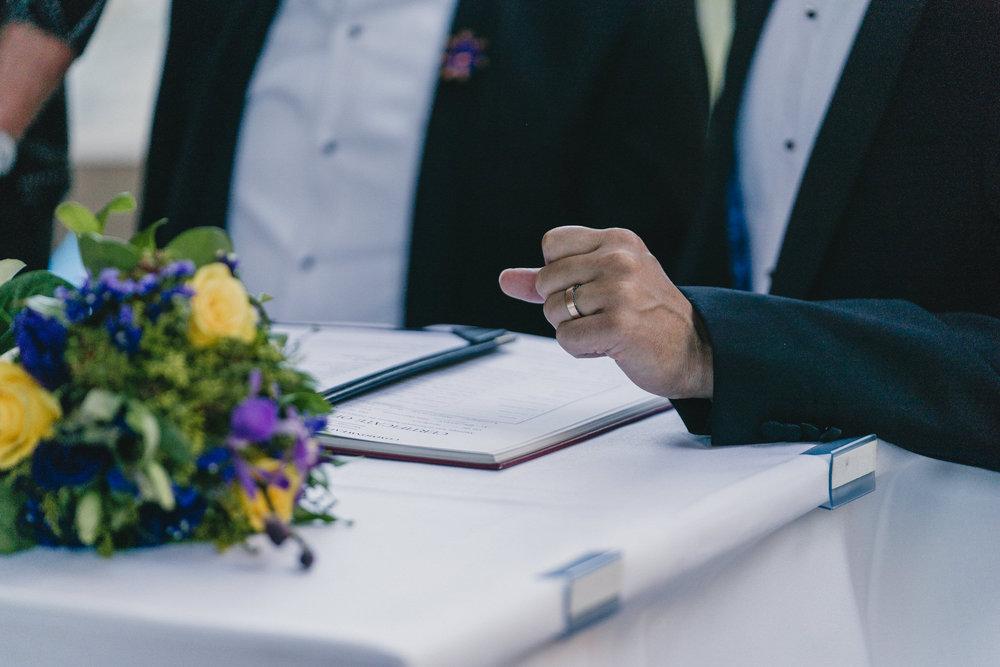 Same-sex wedding Melbourne - Mr Theodore - Corey Wright.8