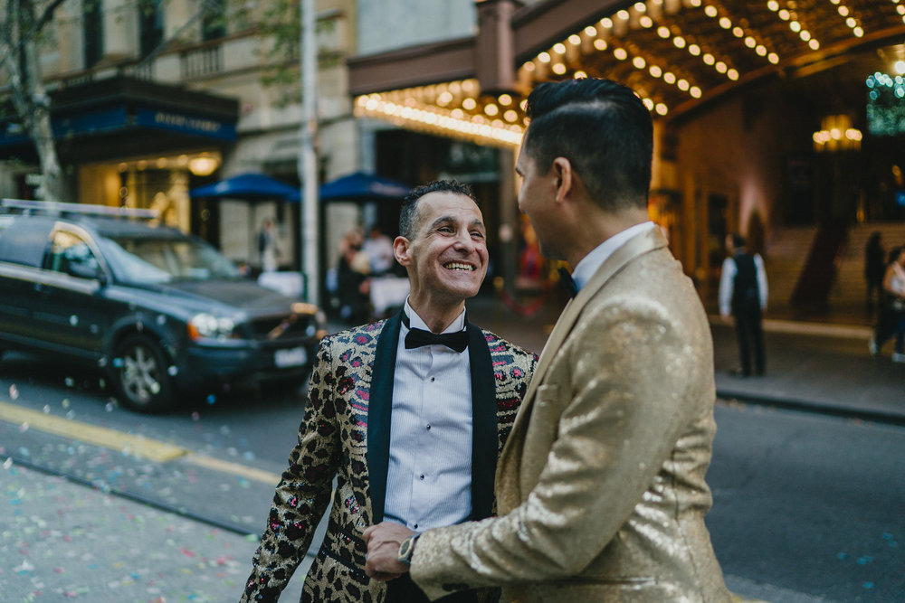 Same-sex wedding Melbourne - Mr Theodore - Corey Wright.12