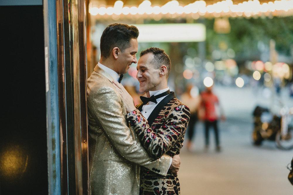 Same-sex wedding Melbourne - Mr Theodore - Corey Wright.13