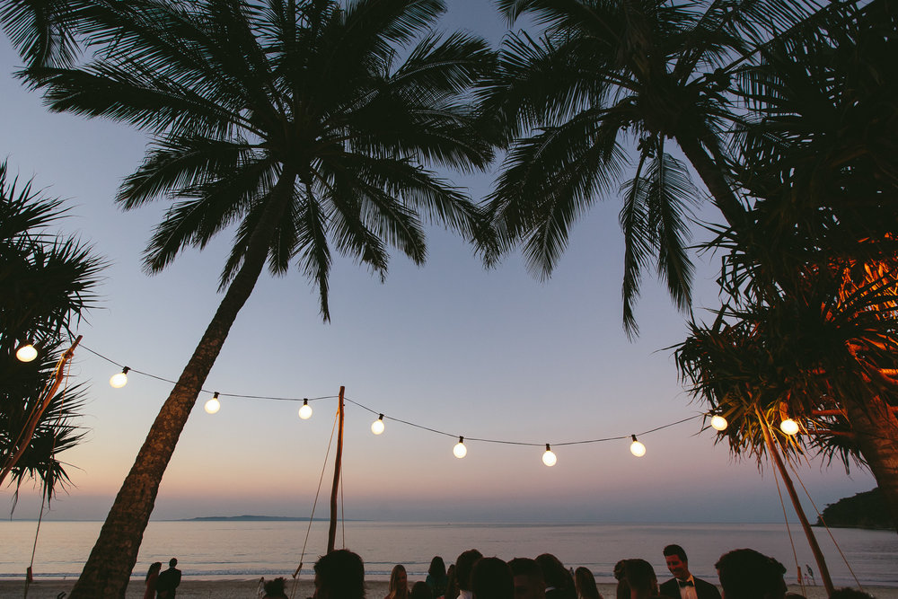 Bistro C - Bistro C specialises in hosting unforgettable wedding receptions with an emphasis on individuality. With breathtaking beachside ceremony locations within walking distance, you can simply wander up the boardwalk to be greeted with champagne as the sun sets over the ocean.