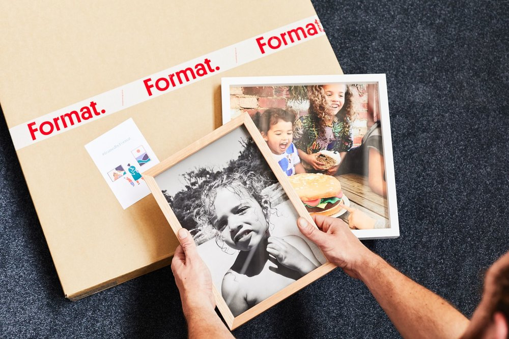 format framing 7