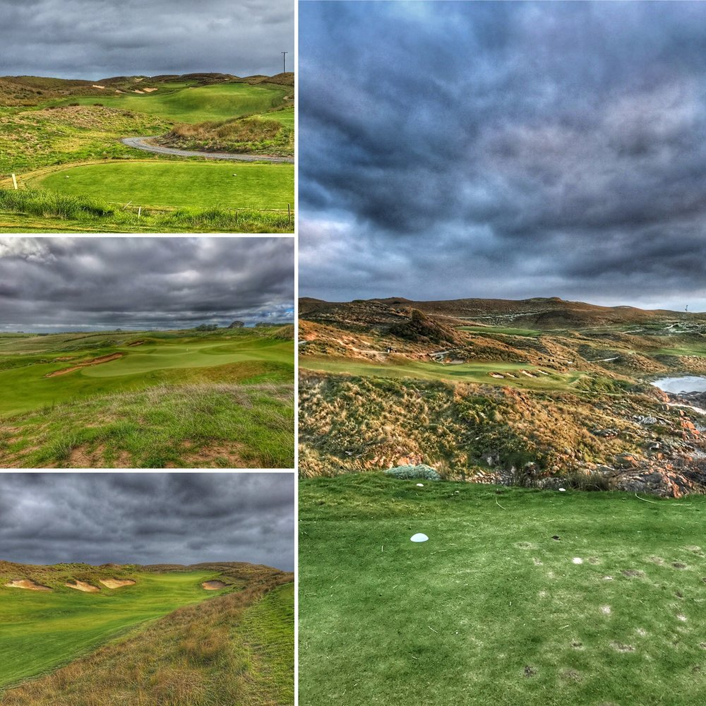 Golf at it's rugged best, Cape Wickham and Ocean Dunes