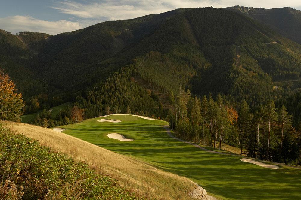 Golf Club Adamstal, Austria/Hungary