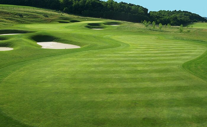 Pannonia Golf Course, Hungary