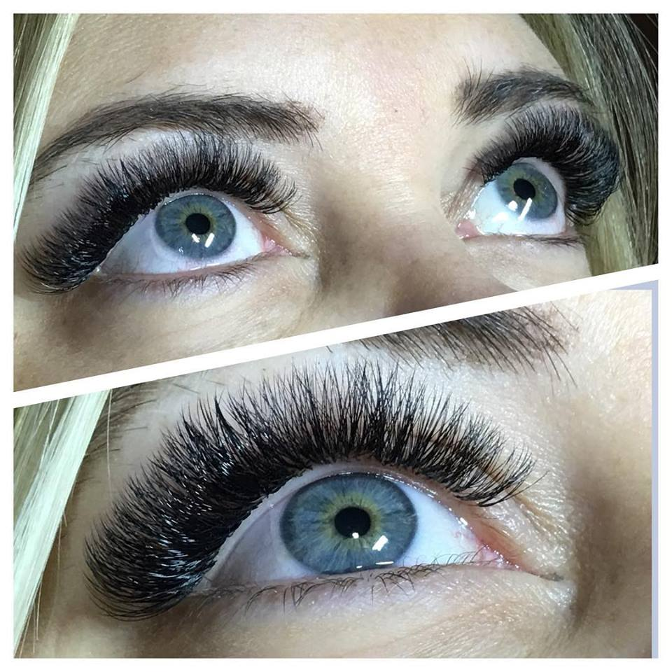 XD Russian Volume Eyelash Extensions