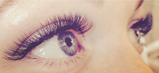 Love Those Lashes eyelash treatments