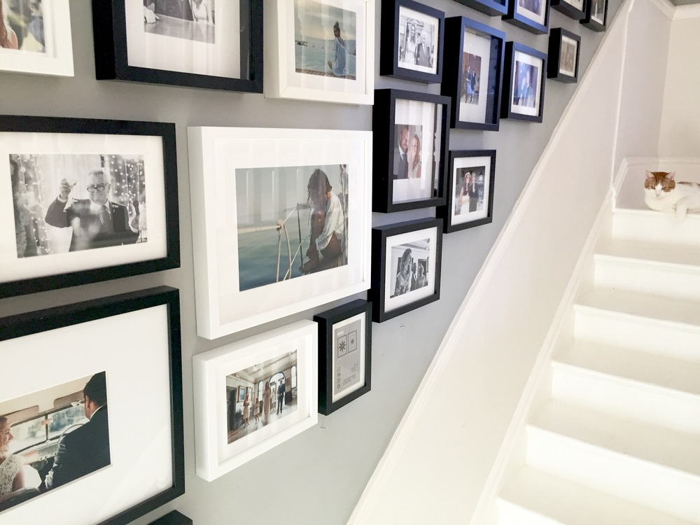 PICTURE WALL — The Grown Up Edit