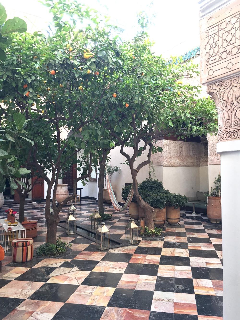 Hotel El Fenn