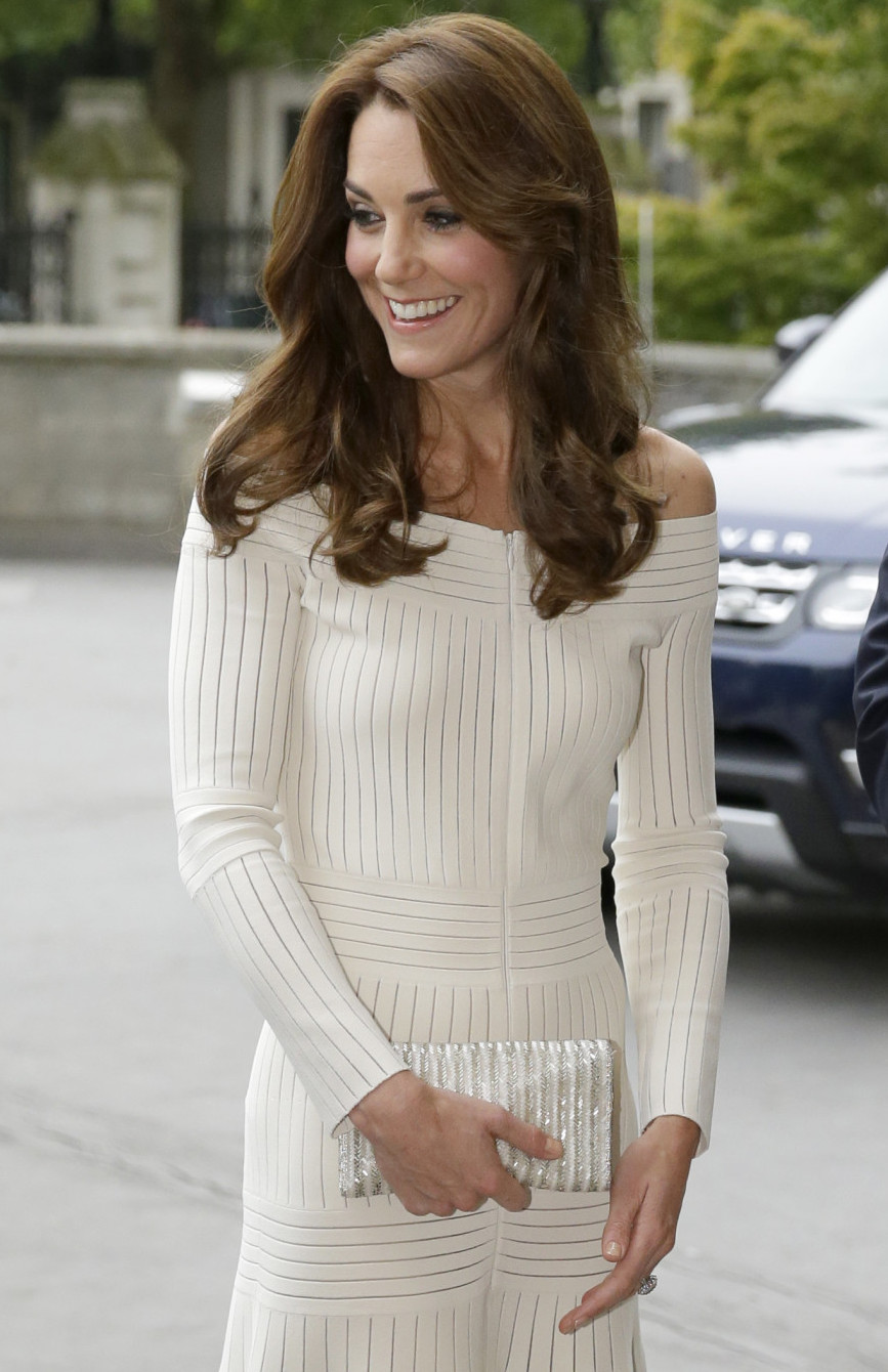 KATE MIDDLETON - The Grown Up Edit