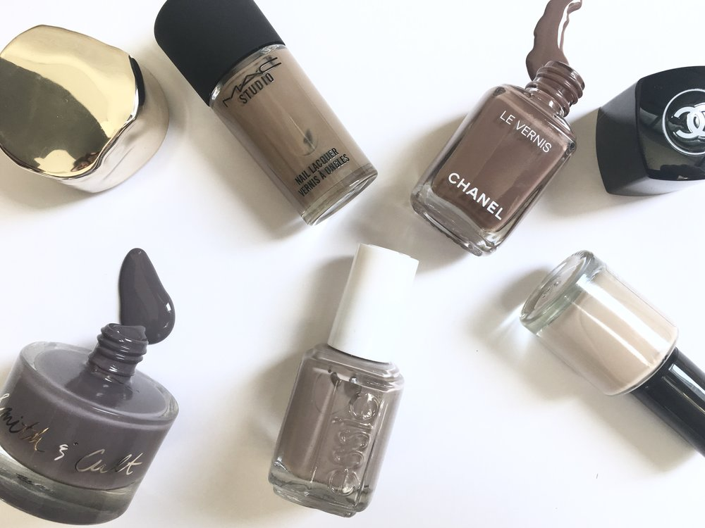AUTUMN NAIL TRENDS - The Grown Up Edit