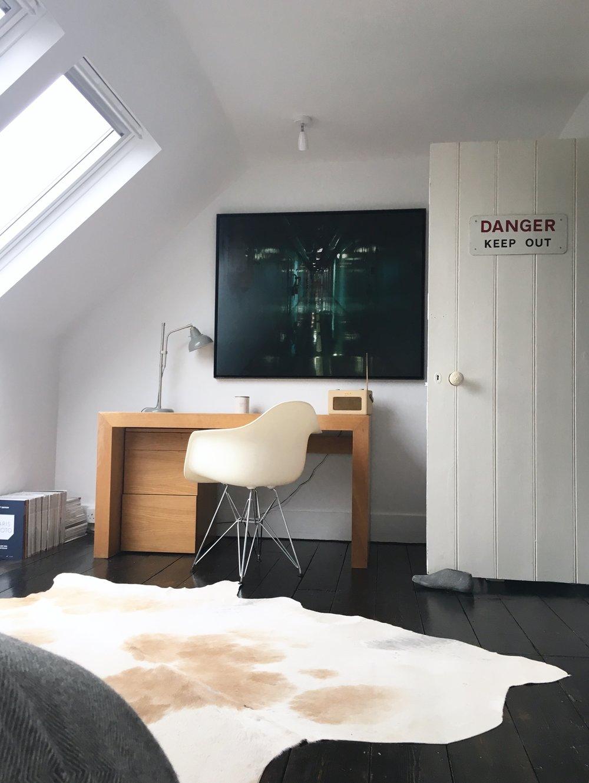 TEENAGE BEDROOM TO GROWN UP SPACE - The Grown Up Edit