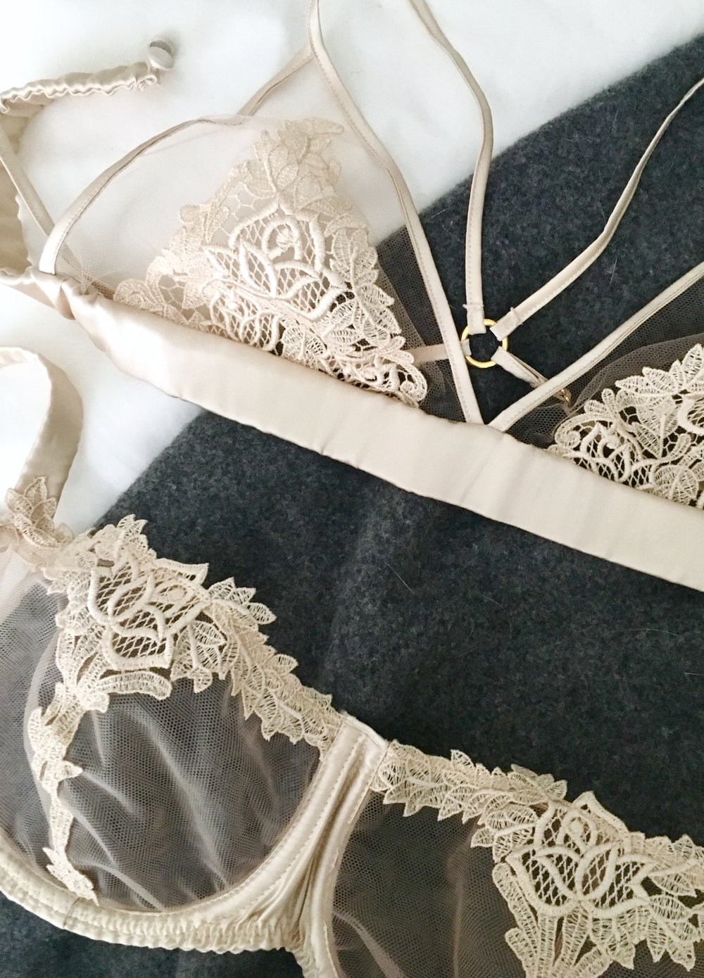 LINGERIE TO LOVE - The Grown Up Edit