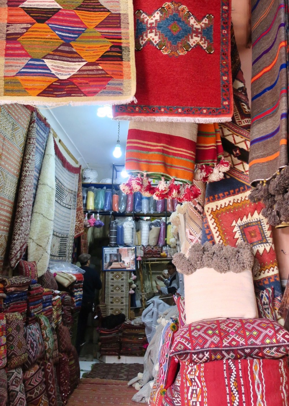 THE GROWN UP EDIT - Bazar Souk Marrakech
