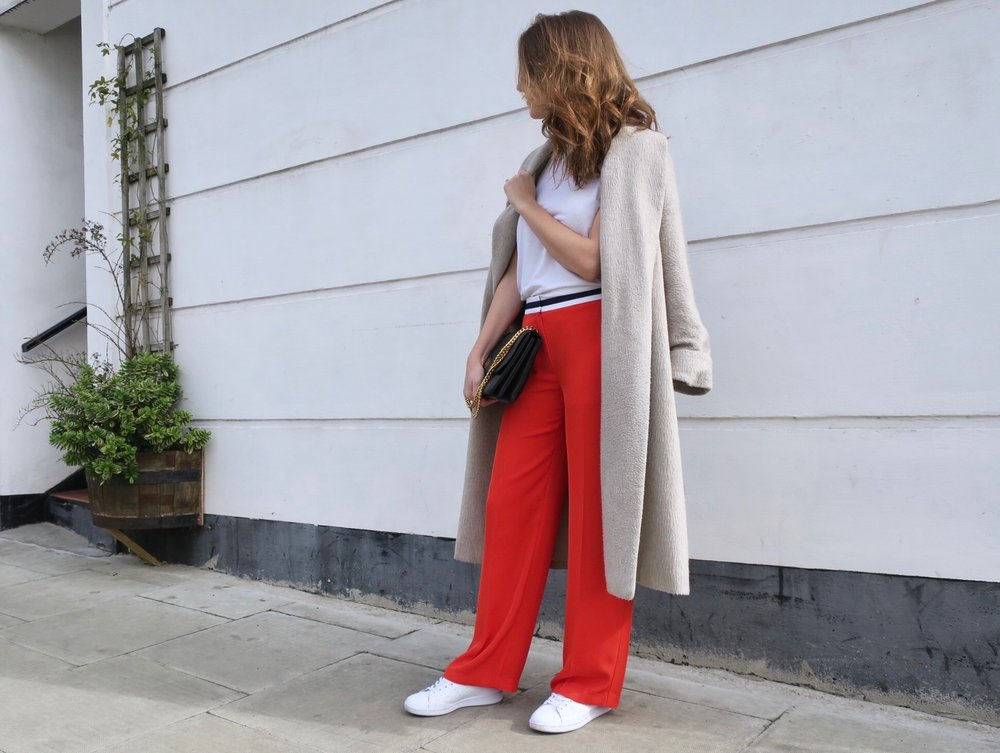 THE GROWN UP EDIT - Red And Camel
