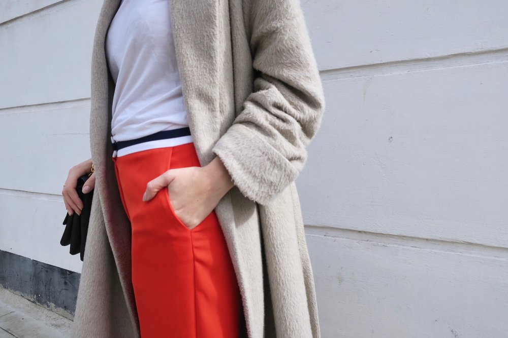 THE GROWN UP EDIT - Red Fashion