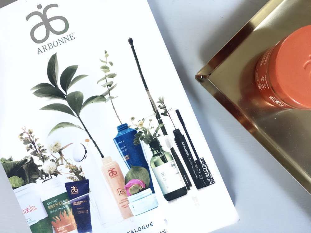 ARBONNE SKINCARE REVIEW - The Grown Up Edit