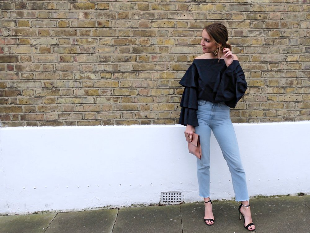 THE GROWN UP EDIT - Statement Sleeves