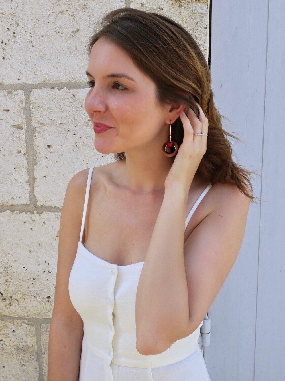 THE GROWN UP EDIT - Mango Earrings