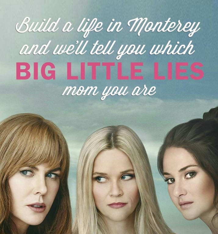 BIG LITTLE LIES - The Grown Up Edit