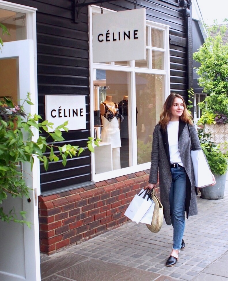 THE GROWN UP EDIT - Bicester Village