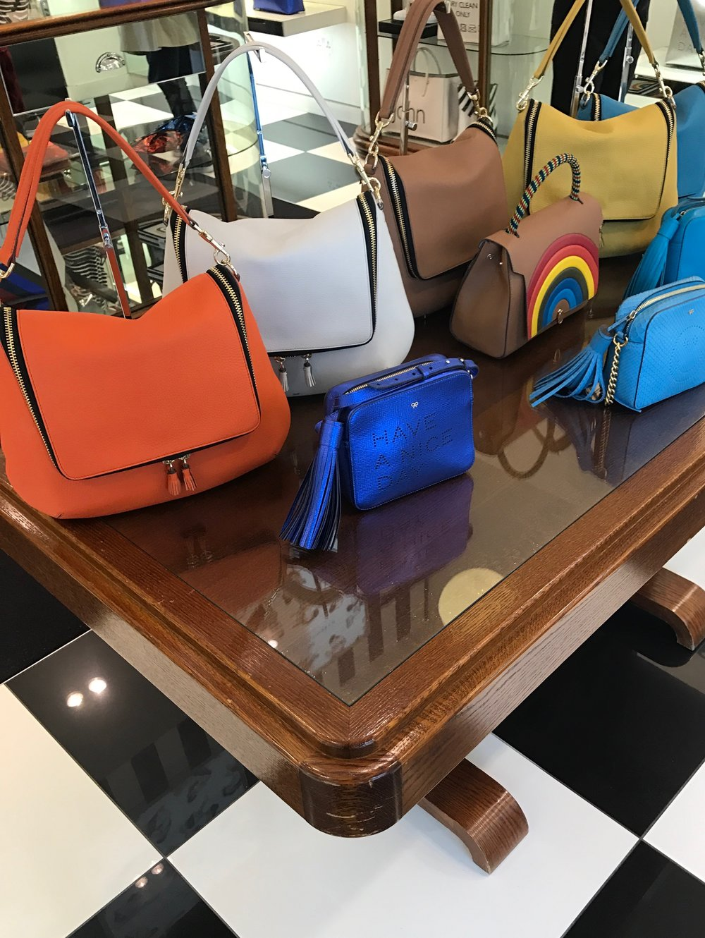 THE GROWN UP EDIT - Anya Hindmarch Bicester Village