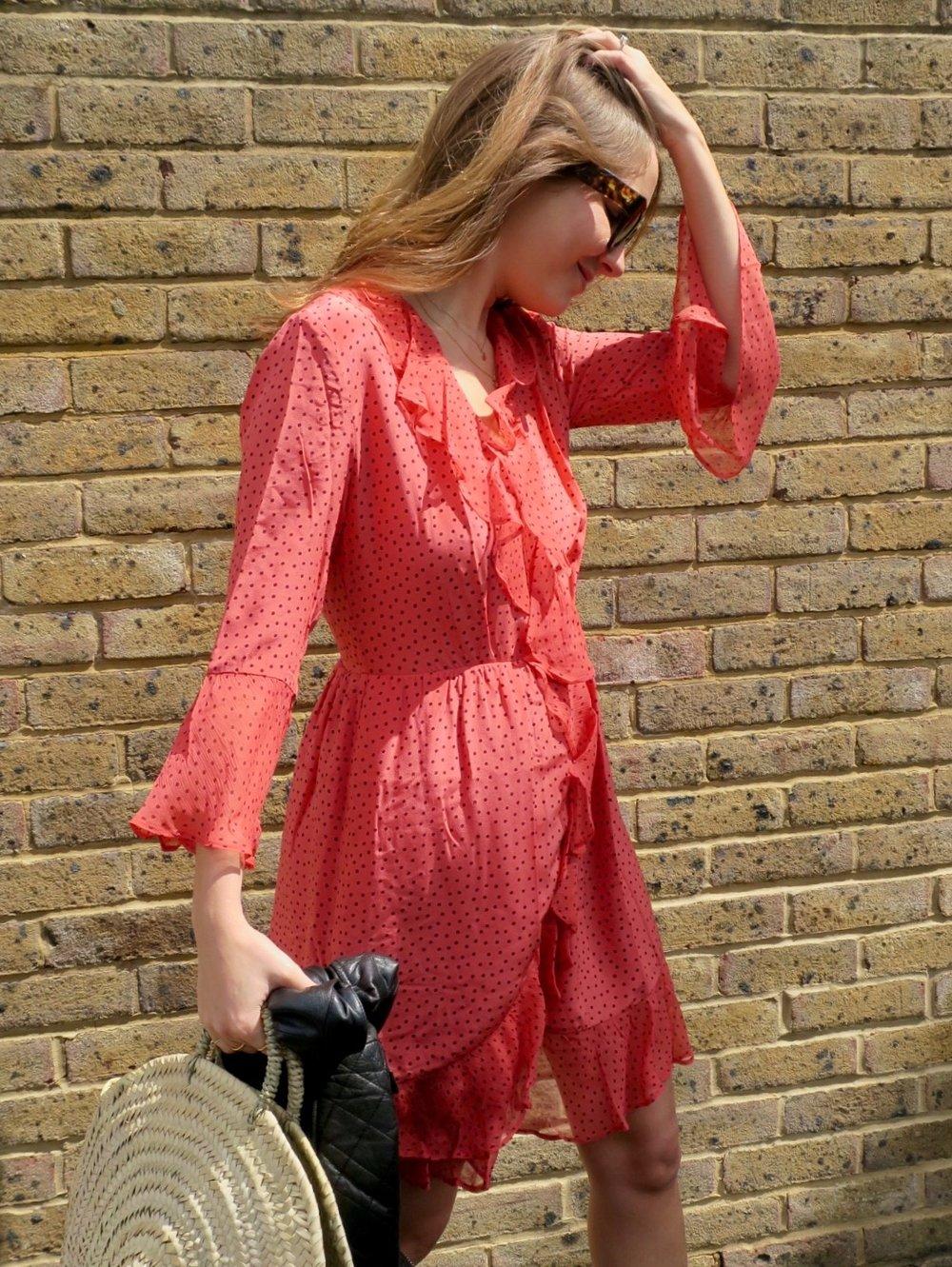 THE GROWN UP EDIT - Red Summer Dress