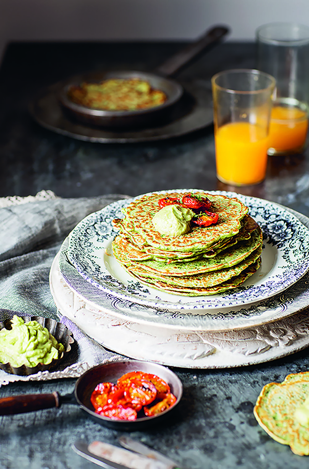 HEALTHY SUMMER RECIPES WITH ROSIE BIRKETT - The Grown Up Edit