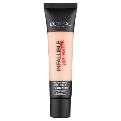 BEST BUDGET FOUNDATIONS - The Grown Up Edit - Loreal .jpeg