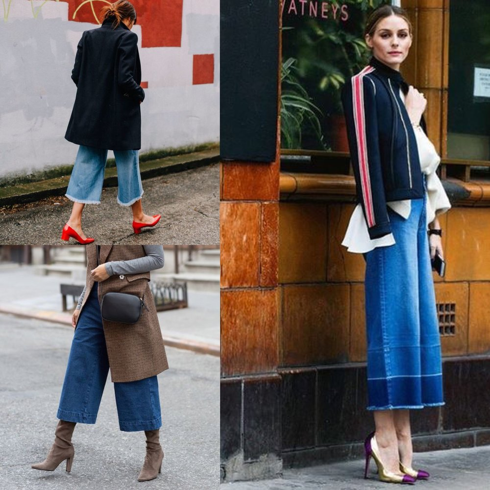 THE GROWN UP EDIT - CULOTTES