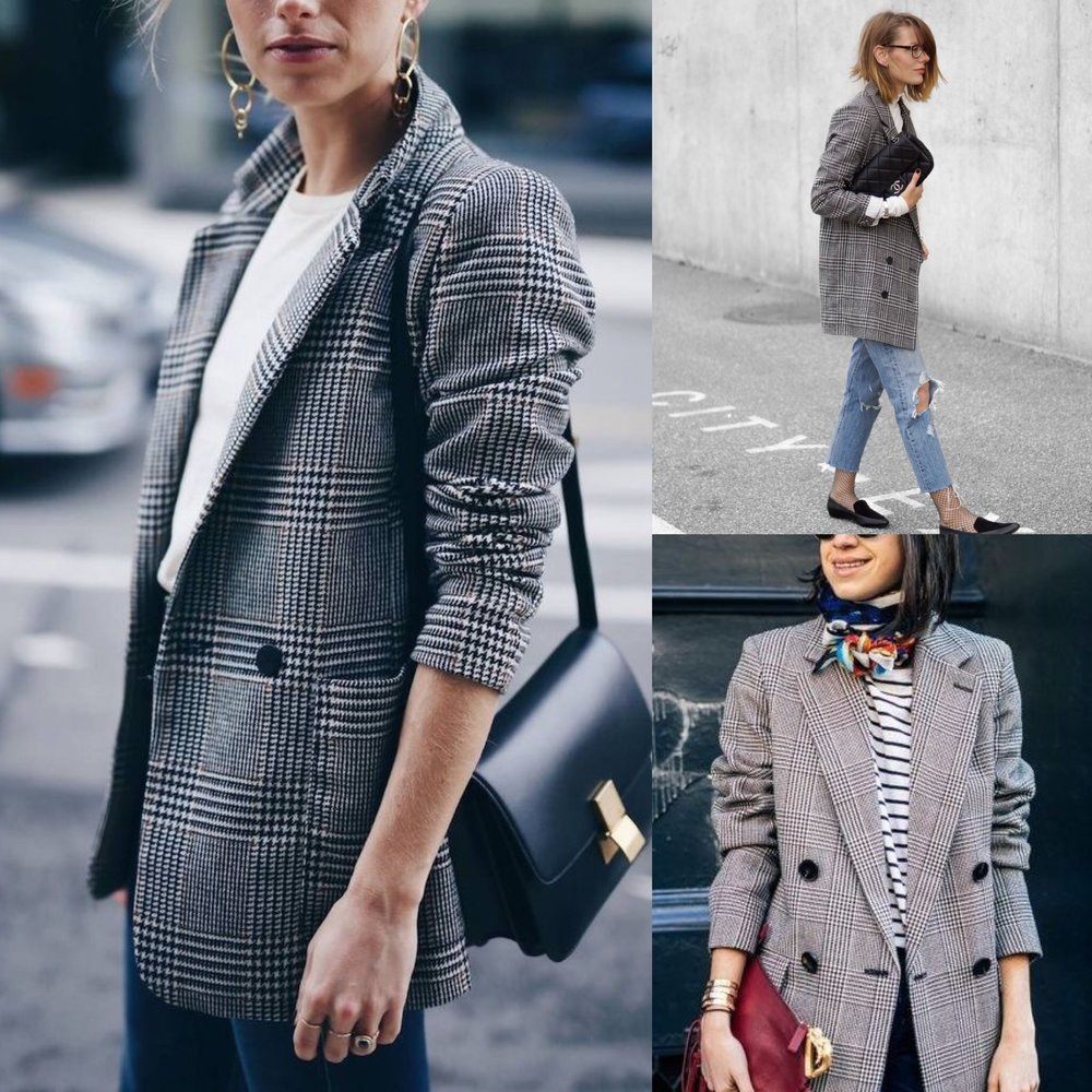 THE GROWN UP EDIT - Check Blazers