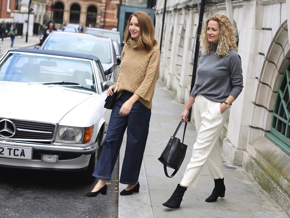 THE GROWN UP EDIT - Massimo Dutti street style