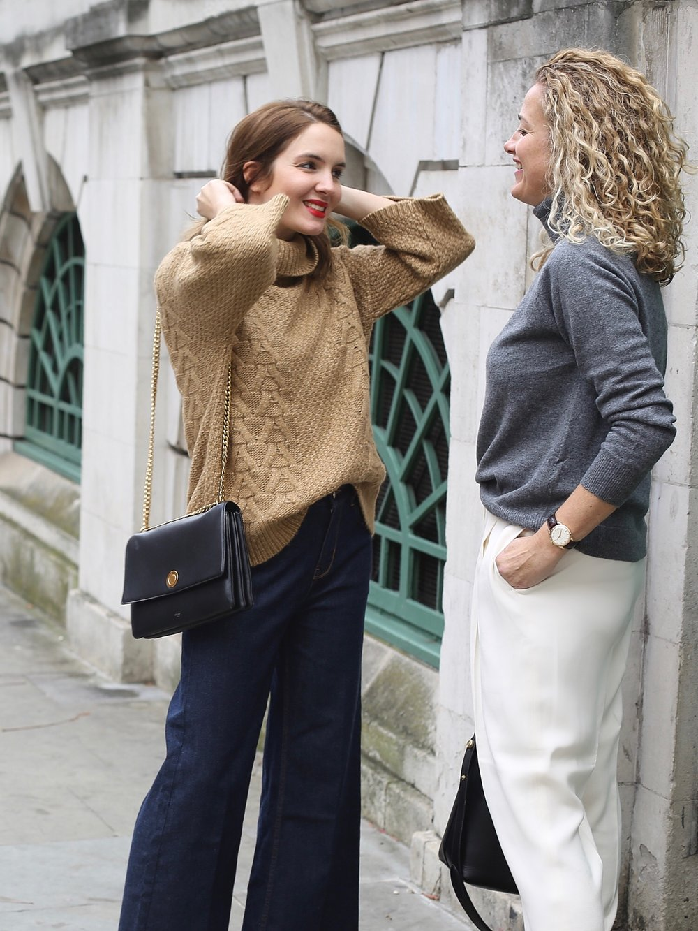 THE GROWN UP EDIT - Massimo Dutti bloggers