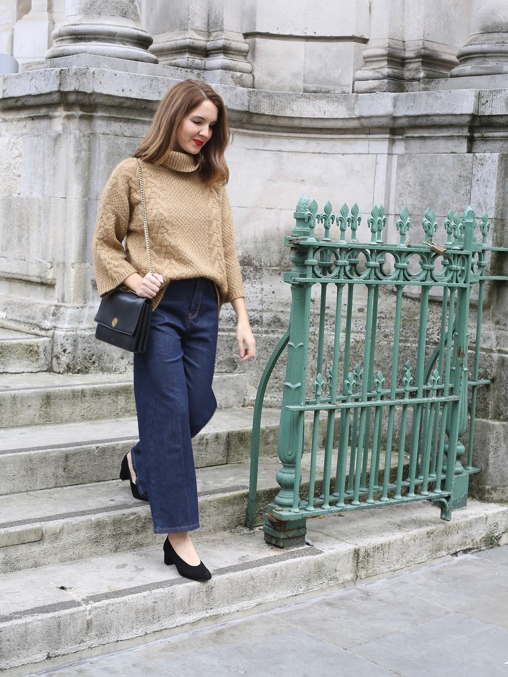 THE GROWN UP EDIT - Massimo Dutti jeans