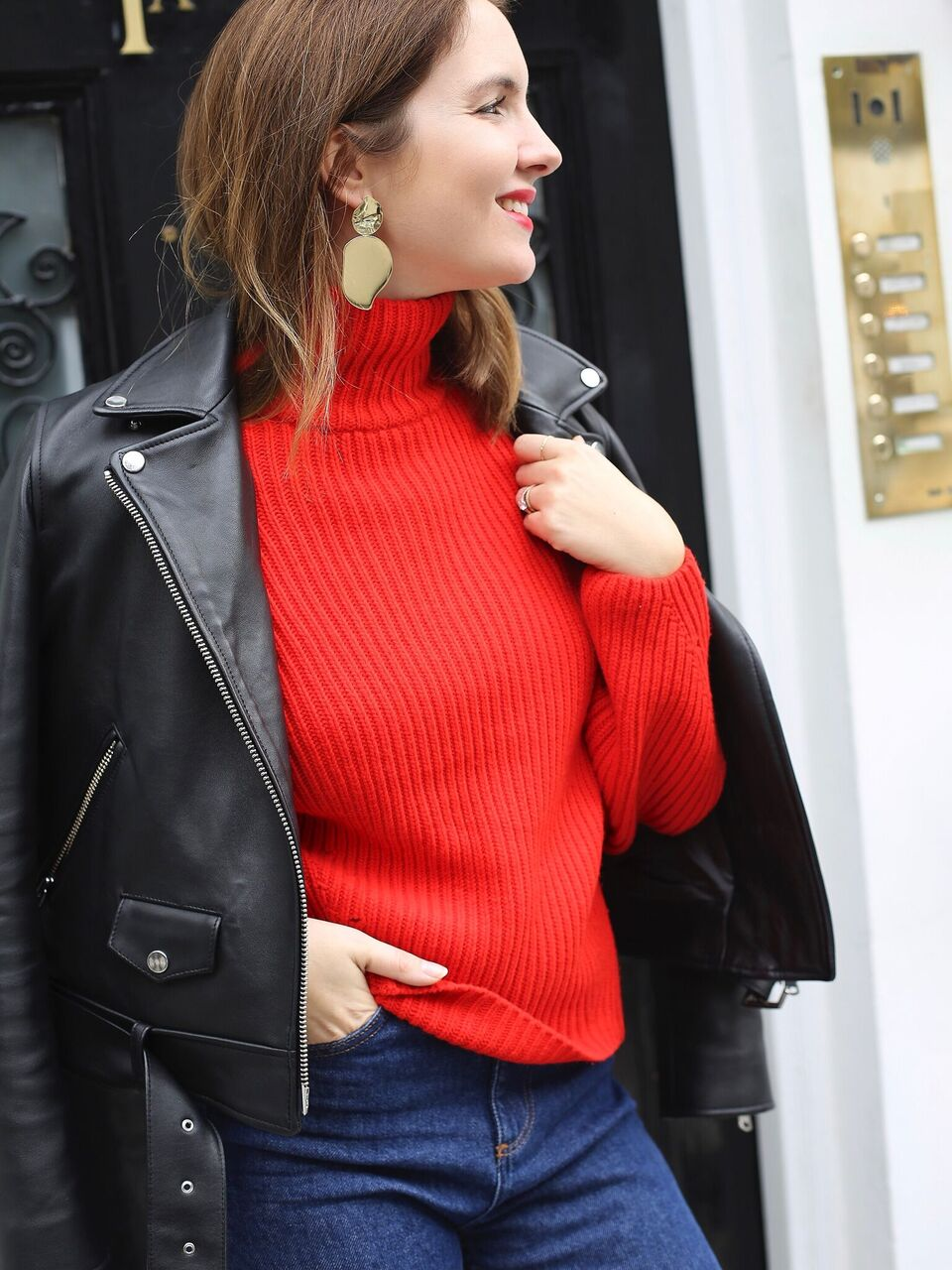 THE GROWN UP EDIT - Red Rollneck
