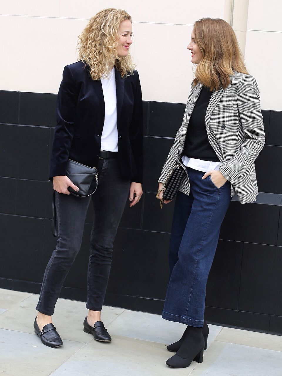 THE GROWN UP EDIT - Blazers Street Style