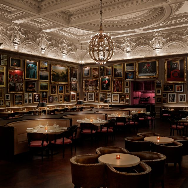THE GROWN UP EDIT - Berners Tavern