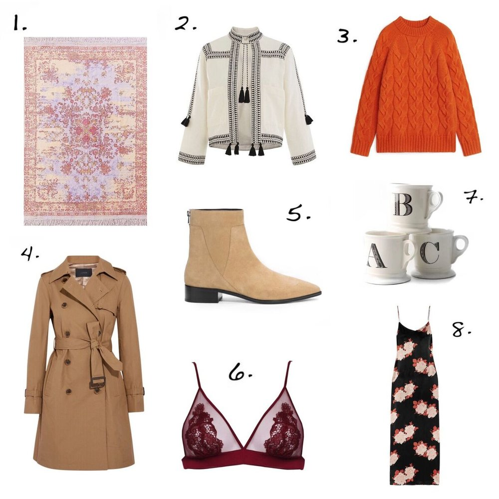 THE GROWN UP EDIT - January Sales