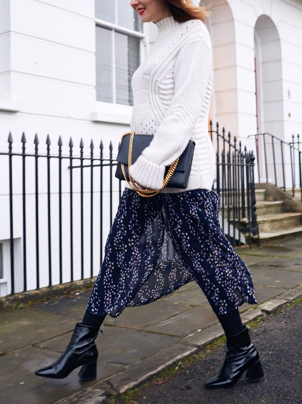 THE GROWN UP EDIT - Floral skirt