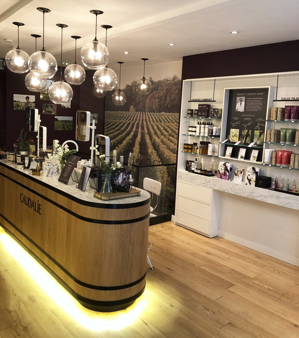 CAUDALIE SHOP AND SPA - Covent Garden