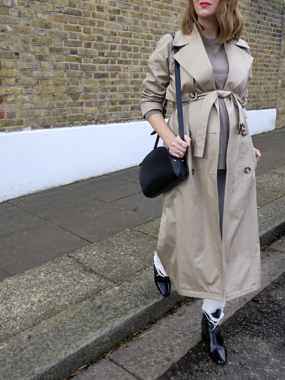 THE GROWN UP EDIT - Trench Coat