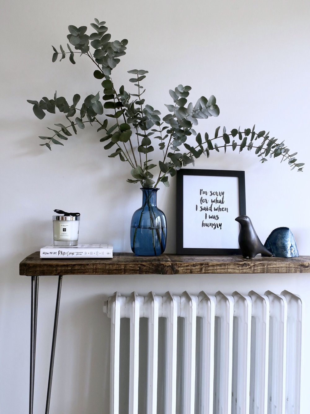 THE GROWN UP EDIT - DIY Console Table