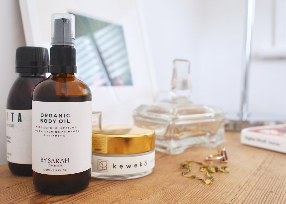 BODY OIL BREAKDOWN - The Grown Up Edit